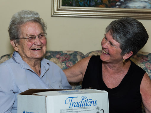 Meals on Wheels Receives Grant